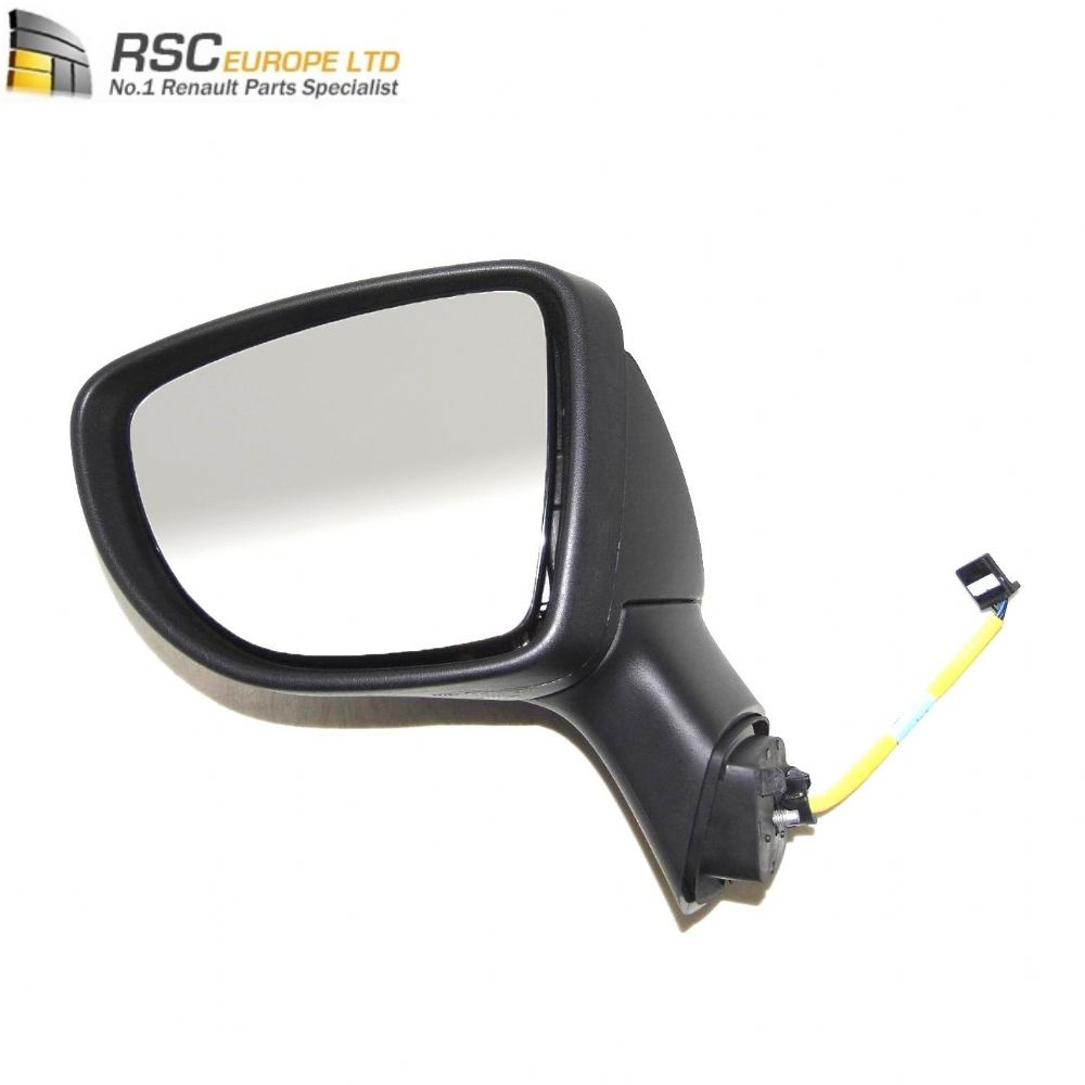 BRAND NEW RENAULT CAPTUR 2015 LEFT NSF ELECTRIC DOOR WING MIRROR WITH INDICATOR (NO BACK COVER) 963027356R